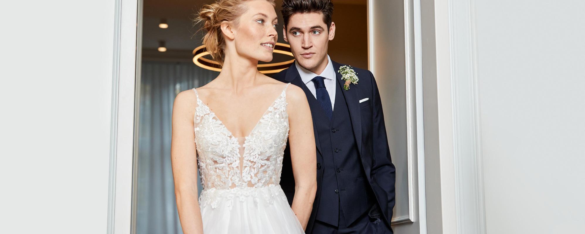 Hochzeitsmode Damen & Herren 14 ▷ P&C Online Shop