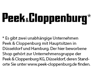 Peek & Cloppenburg* Düsseldorf Logo